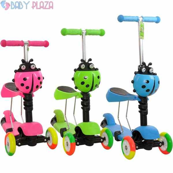 Xe Scooter cho bé 3 trong 1