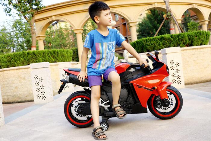 Xe máy điện cho bé R1 5