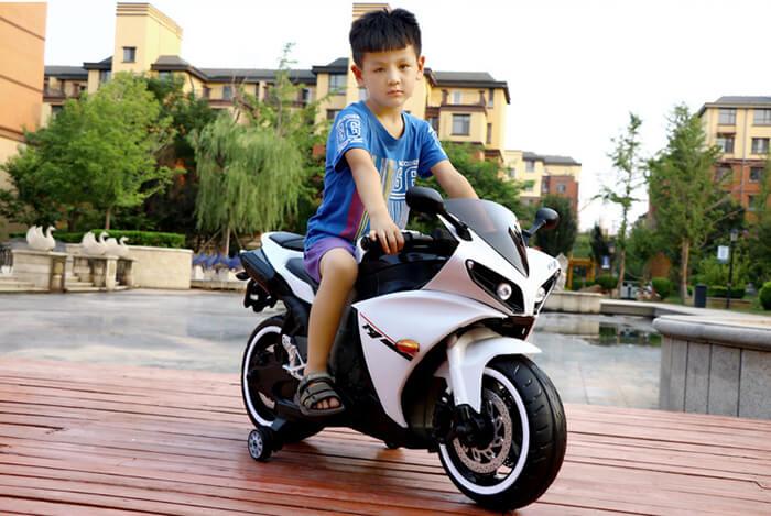 Xe máy điện cho bé R1 6