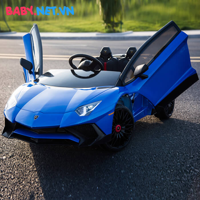 Siêu xe ô tô điện cho bé BDM-0913 10