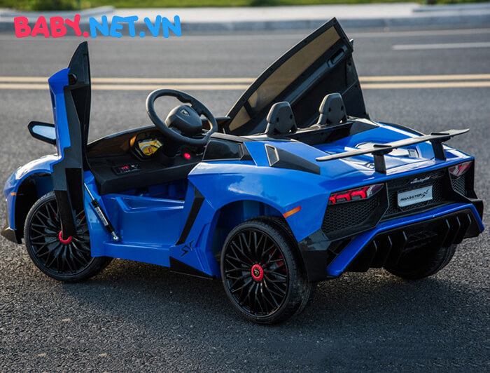Siêu xe ô tô điện cho bé BDM-0913 11
