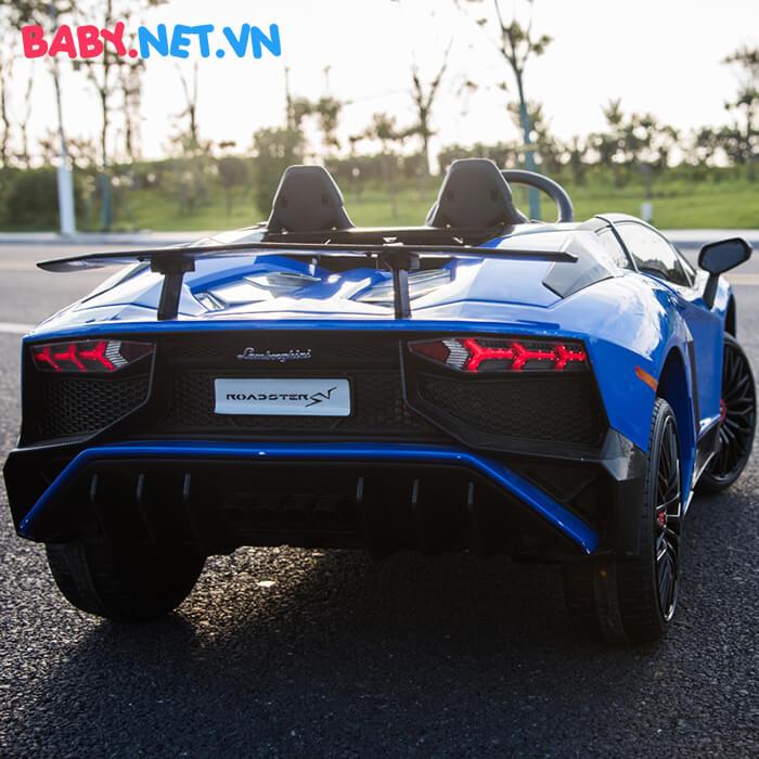 Siêu xe ô tô điện cho bé BDM-0913 13