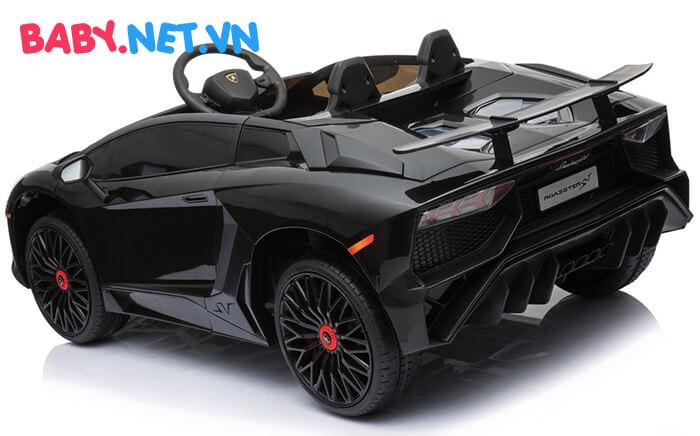 Siêu xe ô tô điện cho bé BDM-0913 19