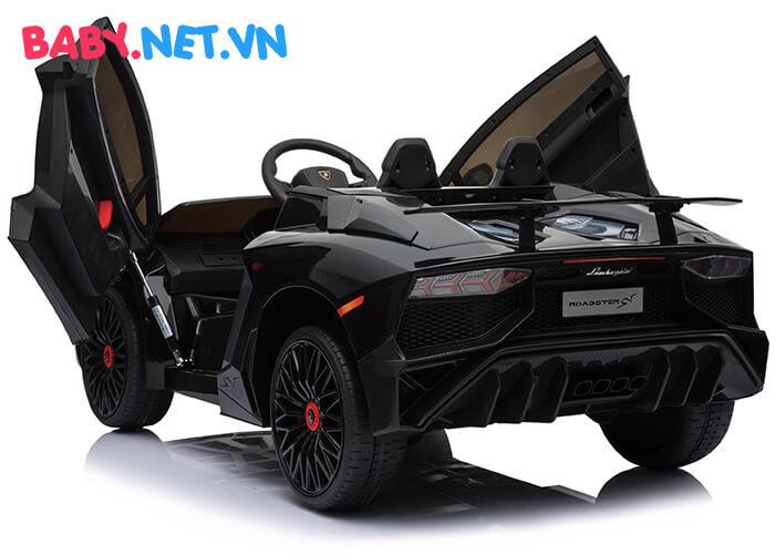 Siêu xe ô tô điện cho bé BDM-0913 20