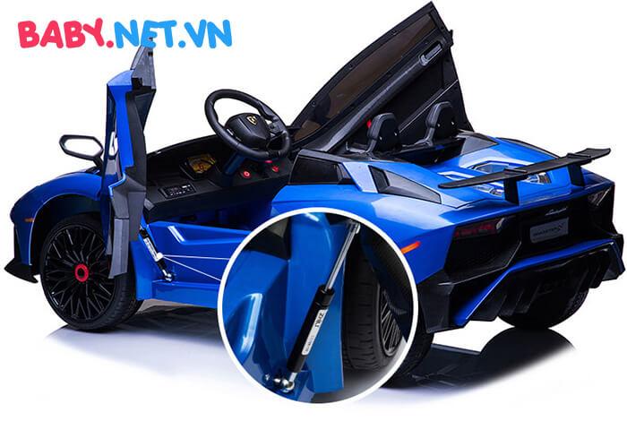 Siêu xe ô tô điện cho bé BDM-0913 21