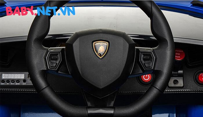 Siêu xe ô tô điện cho bé BDM-0913 22