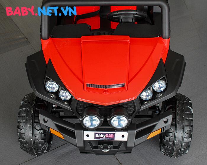 Ô tô điện cho bé S2588 BabyCar thương hiệu Ý 11