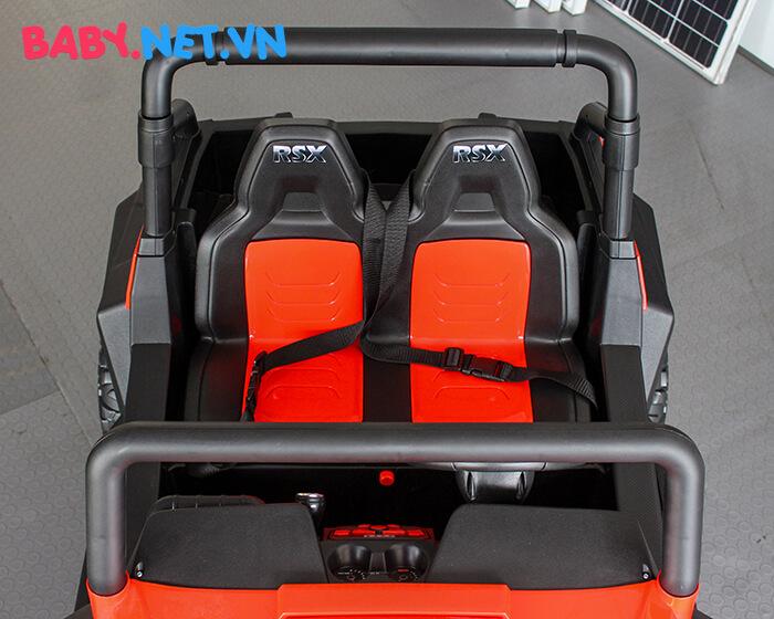 Ô tô điện cho bé S2588 BabyCar thương hiệu Ý 16