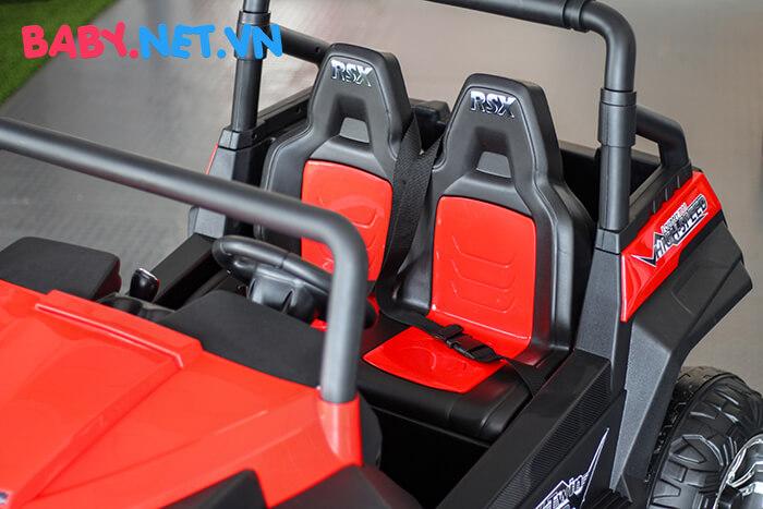 Ô tô điện cho bé S2588 BabyCar thương hiệu Ý 17