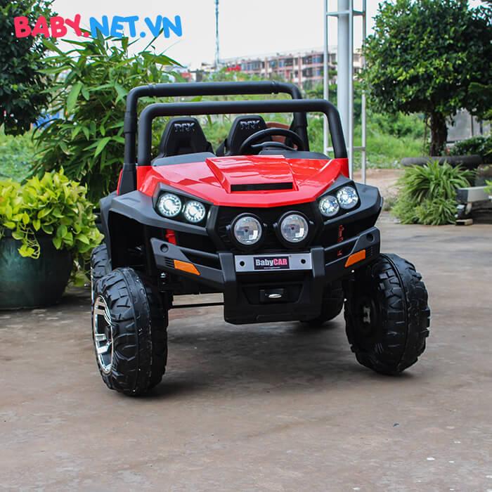 Ô tô điện cho bé S2588 BabyCar thương hiệu Ý 2
