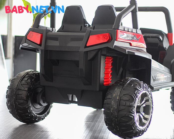 Ô tô điện cho bé S2588 BabyCar thương hiệu Ý 20