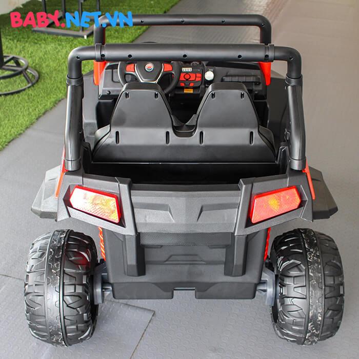 Ô tô điện cho bé S2588 BabyCar thương hiệu Ý 22