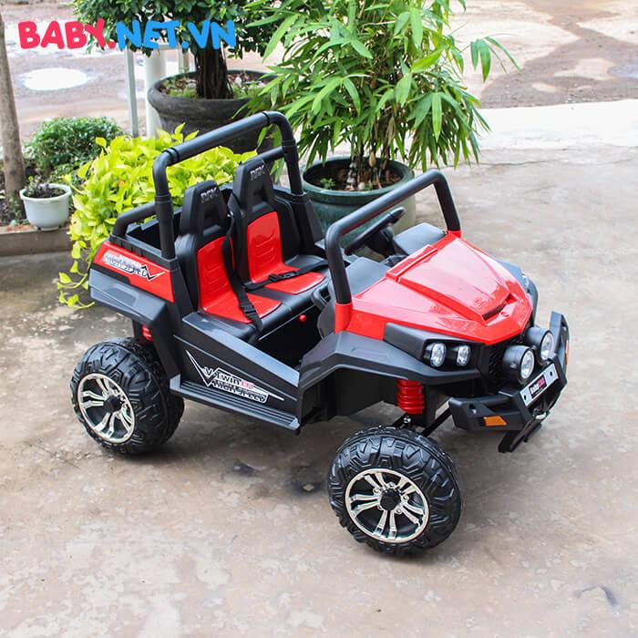 Ô tô điện cho bé S2588 BabyCar thương hiệu Ý 3
