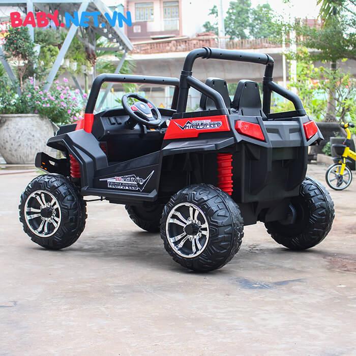 Ô tô điện cho bé S2588 BabyCar thương hiệu Ý 5