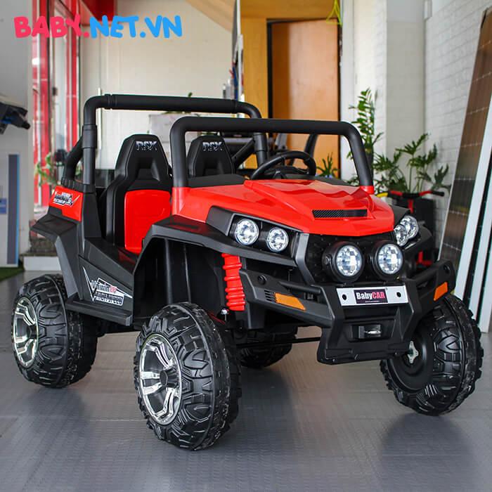 Ô tô điện cho bé S2588 BabyCar thương hiệu Ý 7