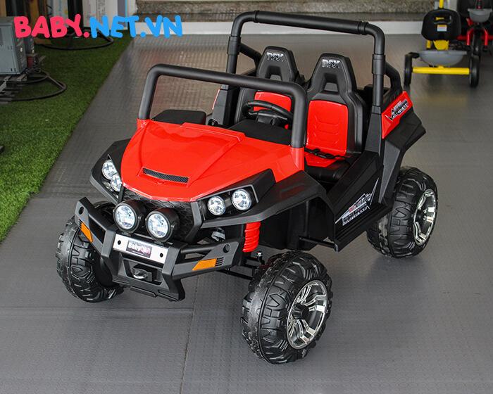 Ô tô điện cho bé S2588 BabyCar thương hiệu Ý 8