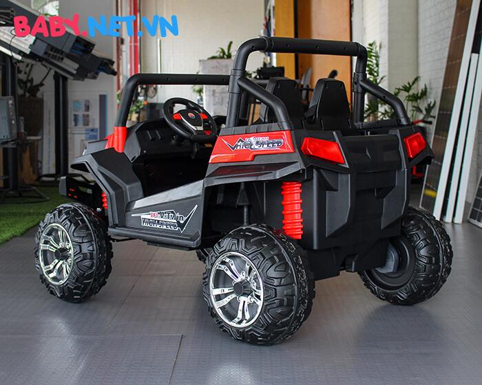 Ô tô điện cho bé S2588 BabyCar thương hiệu Ý 9