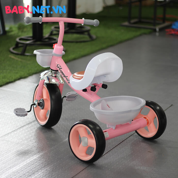 Xe đạp 3 bánh cho trẻ XD3-2026 4