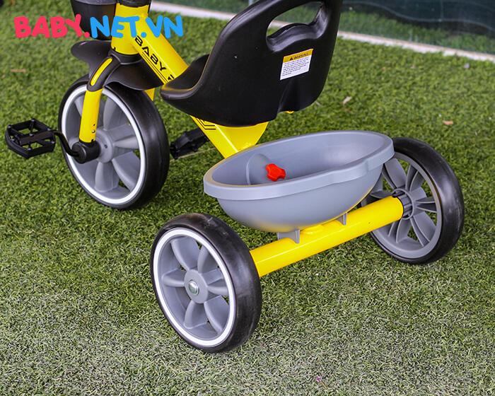 Xe đạp cho bé 3 bánh XD3-516 19