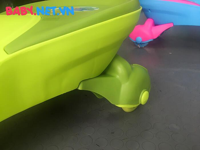 Xe lắc đồ chơi cho bé QT-8099B 10