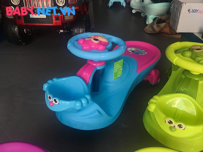 Xe lắc đồ chơi cho bé QT-8099B 2