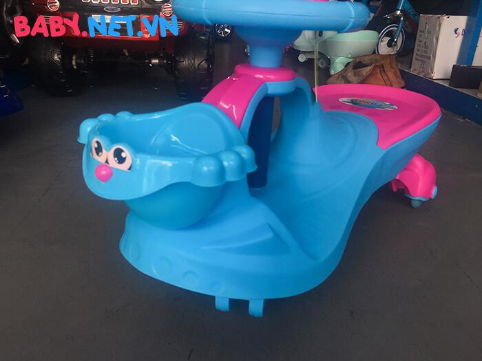 Xe lắc đồ chơi cho bé QT-8099B 3