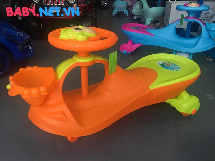 Xe lắc đồ chơi cho bé QT-8099B 4