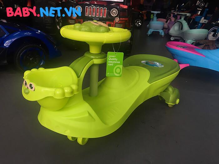 Xe lắc đồ chơi cho bé QT-8099B 5