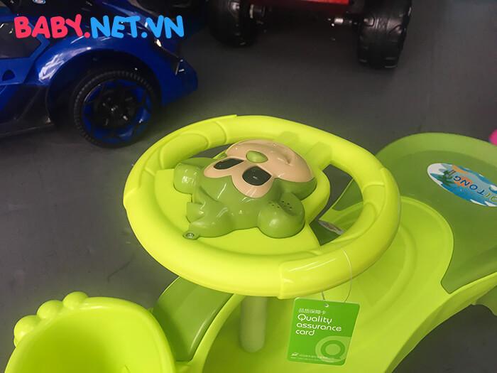 Xe lắc đồ chơi cho bé QT-8099B 8