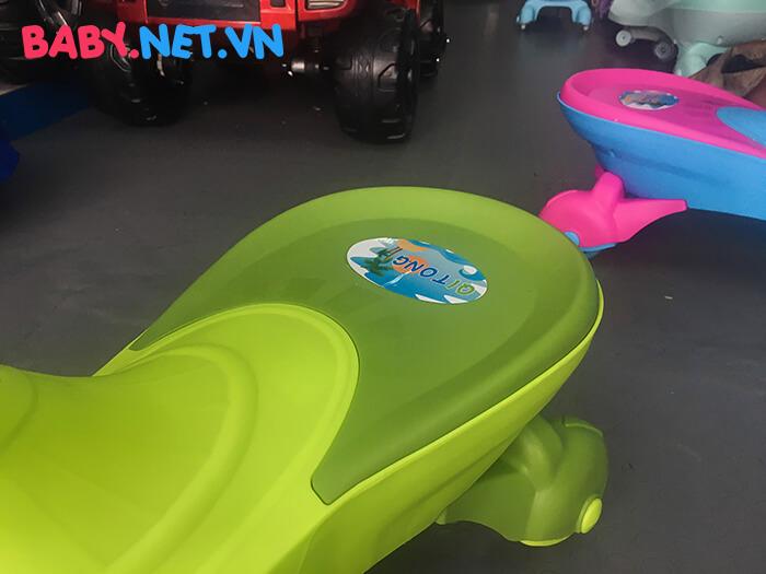 Xe lắc đồ chơi cho bé QT-8099B 9