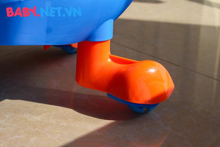 Xe lắc tay cho trẻ QT-8091 10