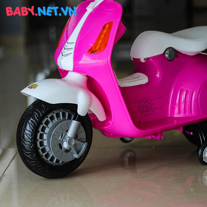 Xe máy điện Vespa trẻ em GVC-531 10