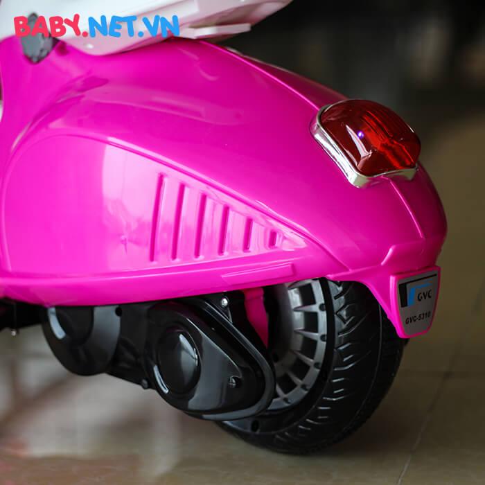 Xe máy điện Vespa trẻ em GVC-531 14
