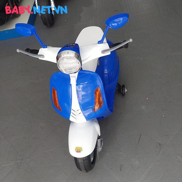 Xe máy điện Vespa trẻ em GVC-531 2