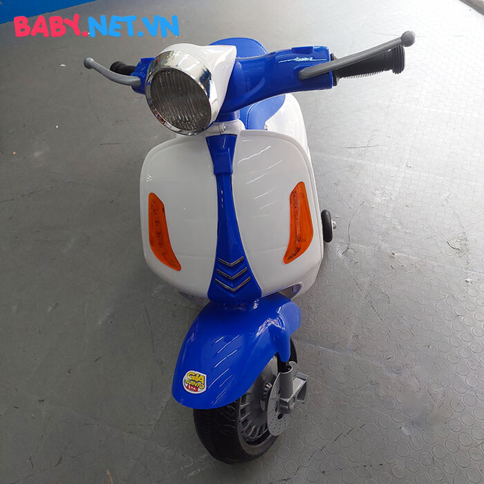 Xe máy điện Vespa trẻ em GVC-531 3