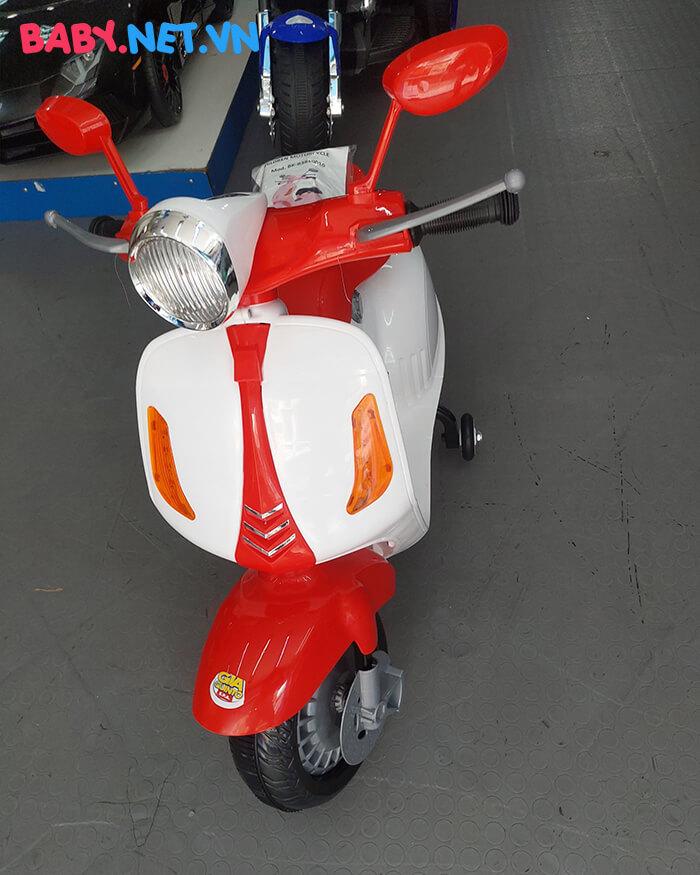 Xe máy điện Vespa trẻ em GVC-531 4