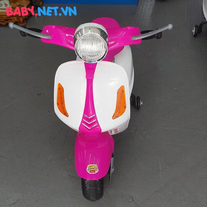 Xe máy điện Vespa trẻ em GVC-531 5