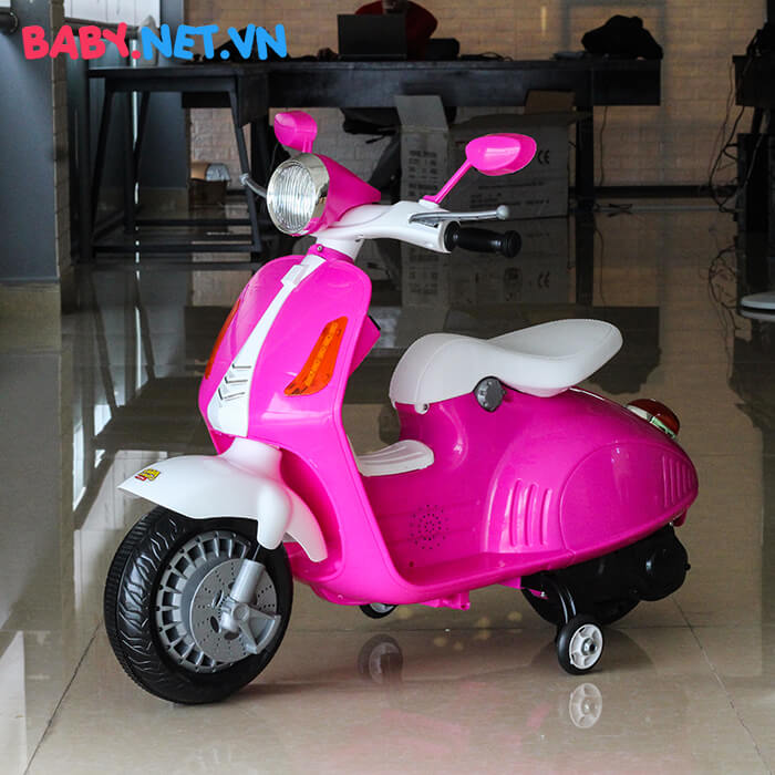 Xe máy điện Vespa trẻ em GVC-531 7