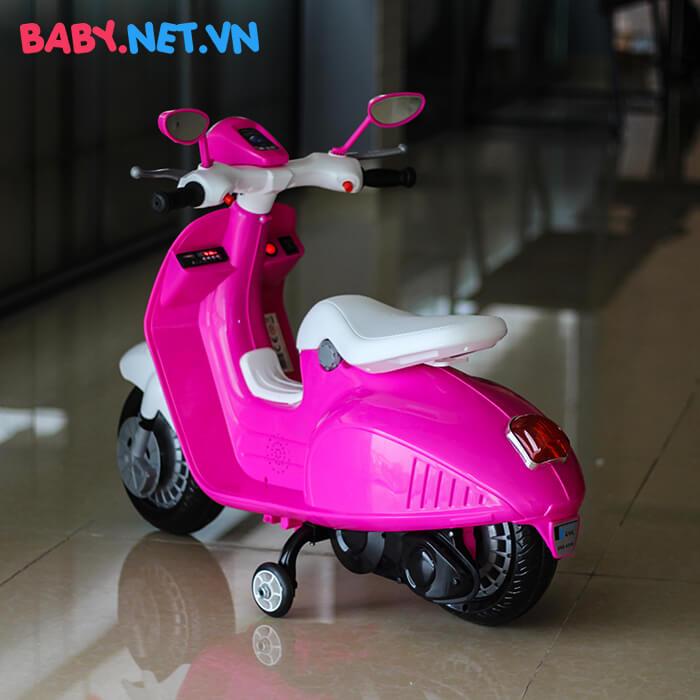 Xe máy điện Vespa trẻ em GVC-531 9