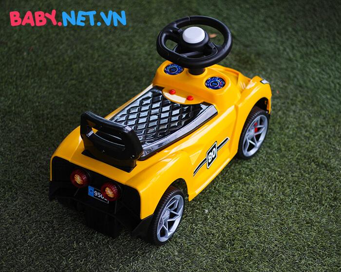 Chòi chân ô tô trẻ em CC-9501 3