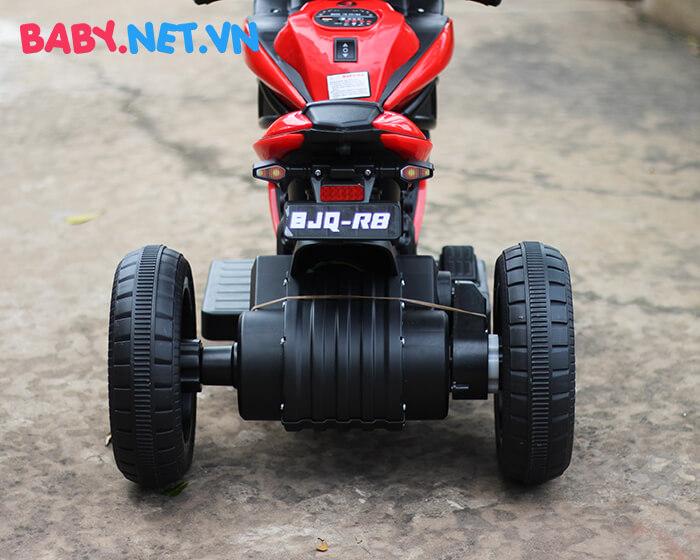 Mô tô điện 3 bánh cho bé BJQ-R8 13