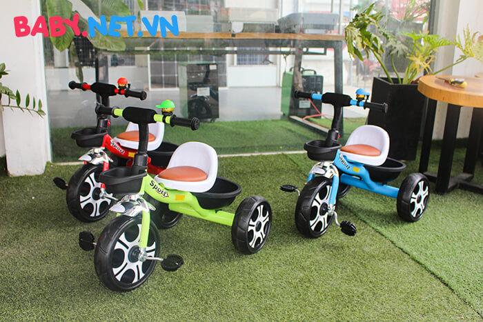 Xe 3 bánh cho trẻ em Broller XD3-816 1