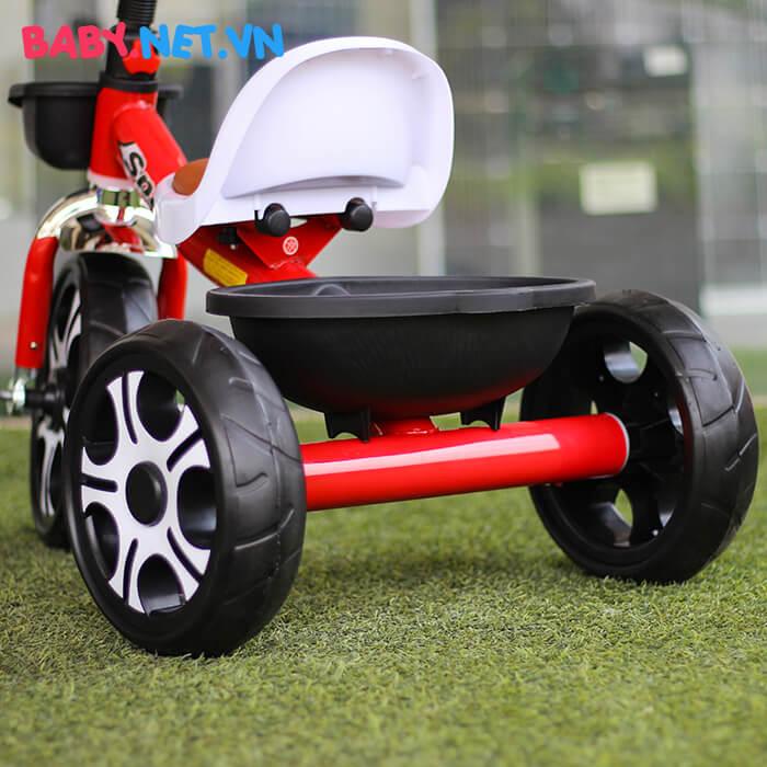 Xe 3 bánh cho trẻ em Broller XD3-816 14