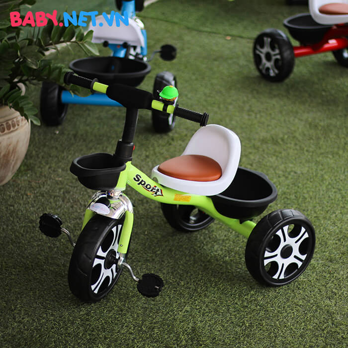 Xe 3 bánh cho trẻ em Broller XD3-816 6