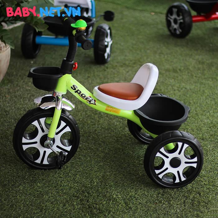 Xe 3 bánh cho trẻ em Broller XD3-816 7