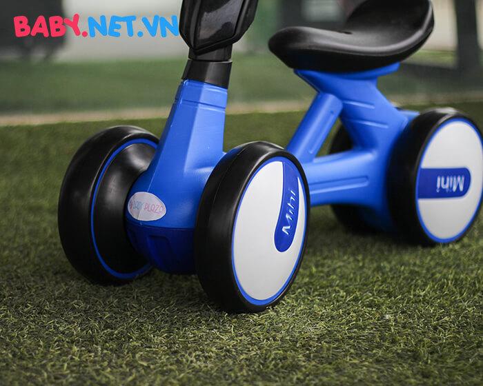 Xe đạp chòi chân 4 bánh cho trẻ LS618 10