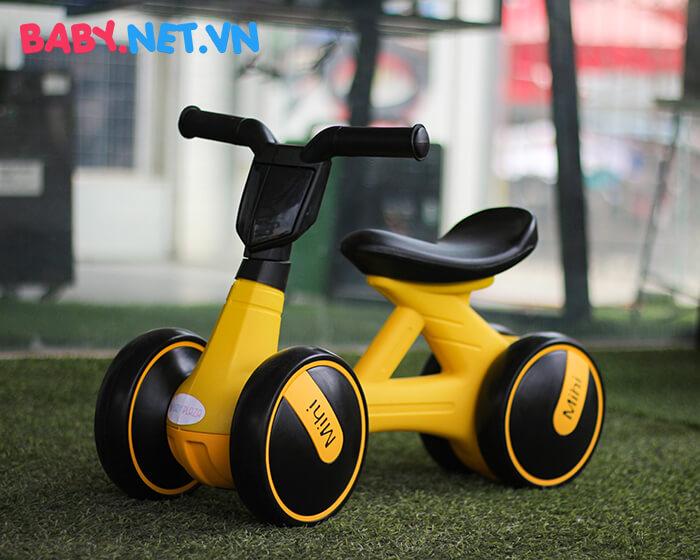Xe đạp chòi chân 4 bánh cho trẻ LS618 3