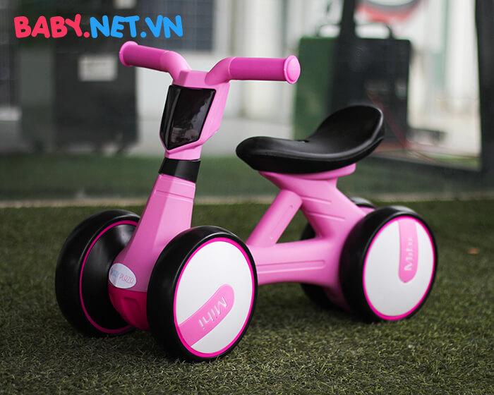 Xe đạp chòi chân 4 bánh cho trẻ LS618 4