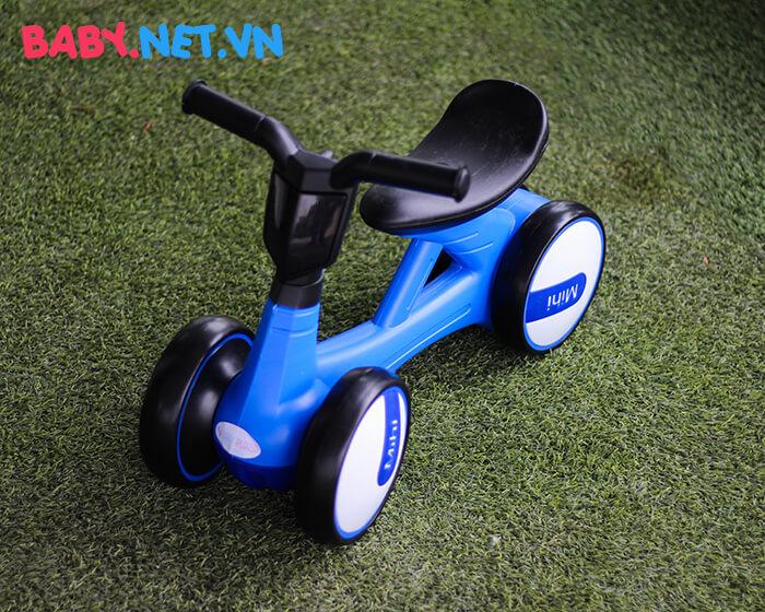 Xe đạp chòi chân 4 bánh cho trẻ LS618 5