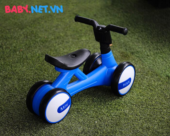 Xe đạp chòi chân 4 bánh cho trẻ LS618 6